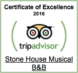 Stone House rated on TripAdvisor.